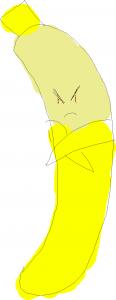 Angry Banana