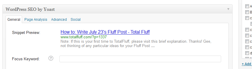 the 1337est post Fluff has had!