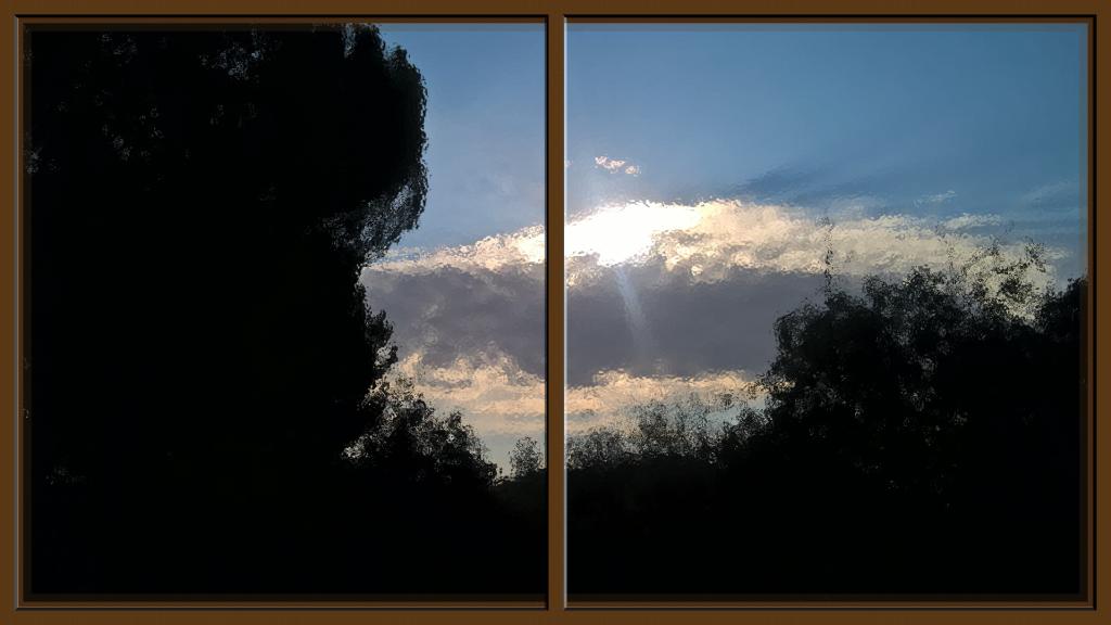 """pretty """"window"""" view"""