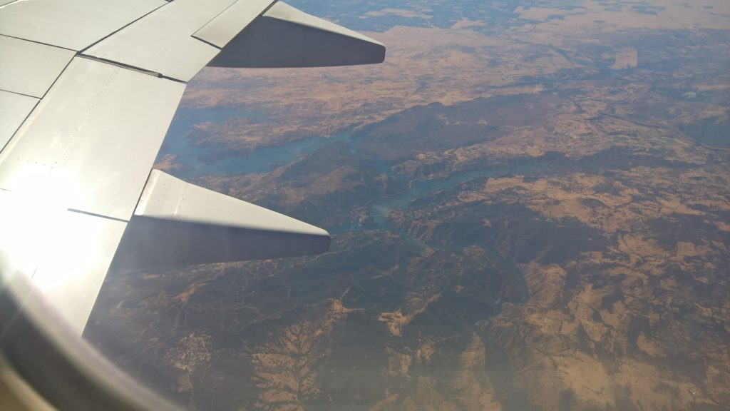 Picture from a Plane